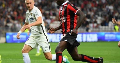 Foot - L1 - Nice - Nice : Les mille et une affiches de Mario Balotelli