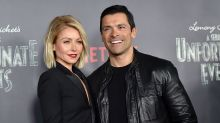 Kelly Ripa talks about the time she and Mark Consuelos broke up