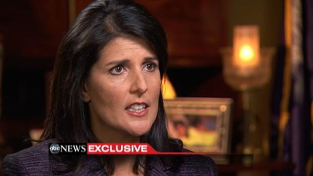 No IRS Investigation of SC Governor Nikki Haley