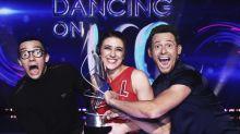 Joe Swash beat Perri Kiely in 'Dancing On Ice' final by just 1% of vote