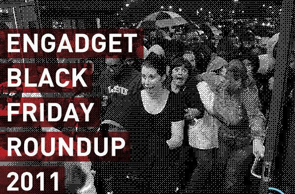 Engadget's Black Friday 2011 roundup