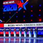 Democratic debate chaos