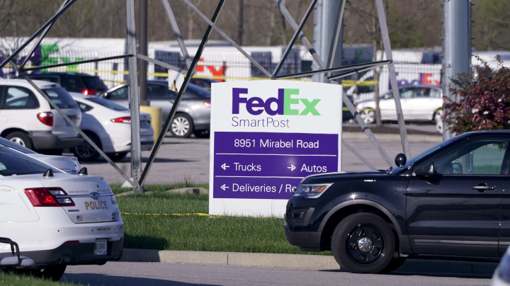 Police identify victims in FedEx mass shooting