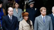 Harry angered by William's unwanted advice about Meghan, book claims
