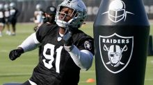 Ngakoue hoping to spark Raiders defensive front