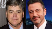 Sean Hannity Dares Jimmy Kimmel To Renew Feud In Bizarre 'I Will Unload' Rant