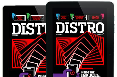 Distro Issue 74: The CES 2013 wrap-up and the fight for the second screen