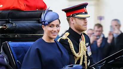 Harry, Meghan under fire for extravagant spending