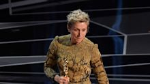 Terry Bryant, Frances McDormand's Alleged Oscar Thief, Has a Thing For Holding Other People's Awards