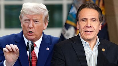 Trump, Cuomo and the mystery of missing masks