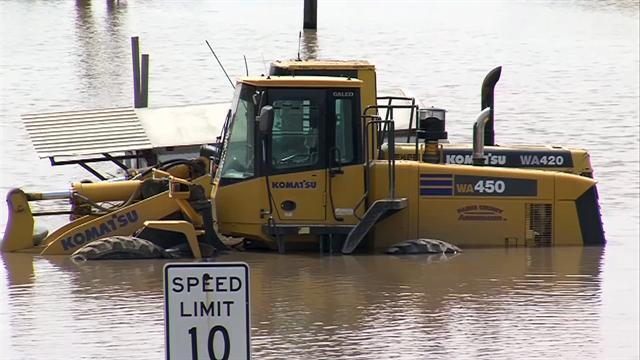 Midwest bracing for more flooding