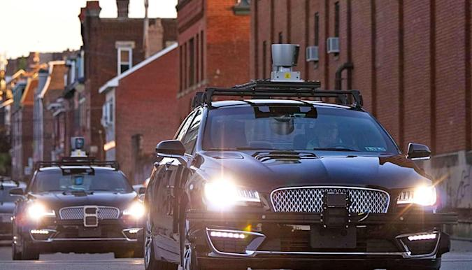 Pennsylvania approves its first self-driving car tests (update)