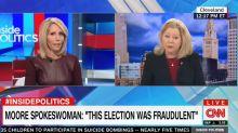 Alabama officials dismiss Moore claims of voter fraud; Jones certified as winner