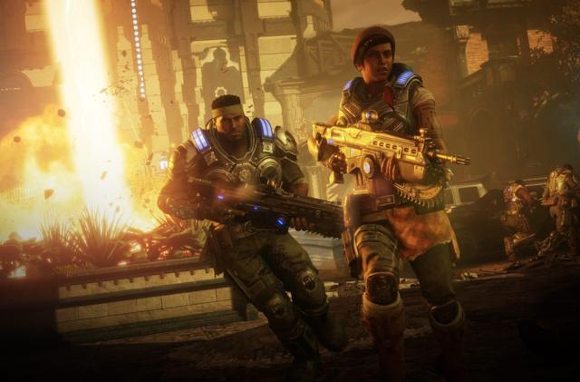 'Gears 5' launch trailer highlights the variety of game modes