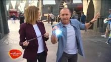 The Morning Show US road trip: Universal Studios