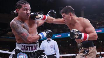 Bivol overpowers Castillo to retain WBA belt