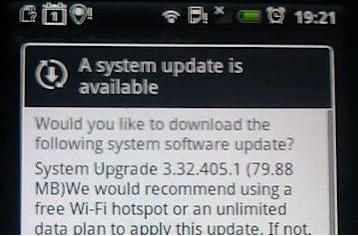 Unlocked HTC Hero gets Android 2.1 update -- no, for real this time