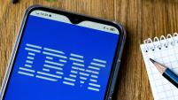 IBM down in after hours trading following mixed earnings