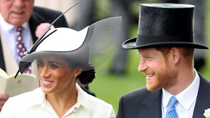 Meghan Markle conforms to royal dress code for first Royal Ascot appearance