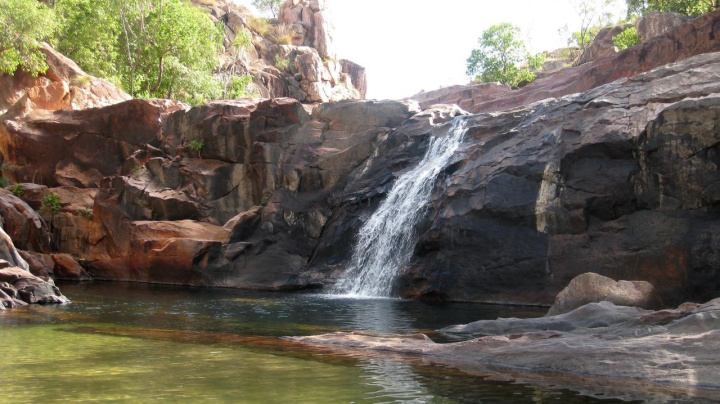 Commonwealth and NT to battle over Kakadu