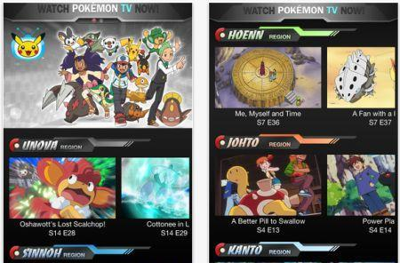 Free Pokemon TV app wants to be the very best, like no one ever was