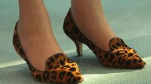 Theresa May Told To Ditch Signature Kitten Heels To'Set An Example'