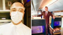 What it's like being a flight attendant during a pandemic