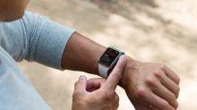 Die Apple Watch kann jetzt auch Herzaktivitäten messen