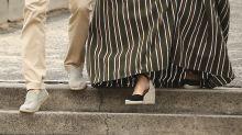 """Über diese Schuhe von Herzogin Meghan ist die Queen sicher """"not amused"""""""