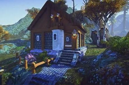 Here are a couple more EverQuest Next Landmark videos