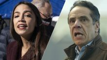 AOC and N.Y. congressional Democrats join call for Cuomo to resign