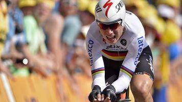 Doping? Martin glaubt an sauberen Radsport