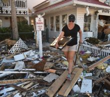 Rescue teams in Florida search for survivors in hurricane-devastated Mexico Beach