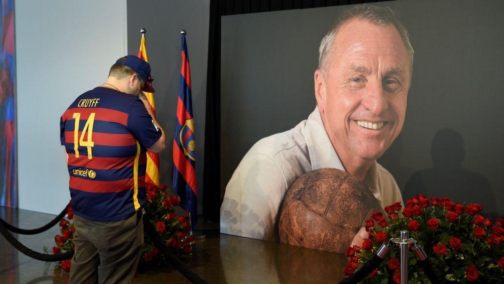 Les 10 moments que Johan Cruyff n'a pas eu la chance de voir (mais qu'il aurait adoré)