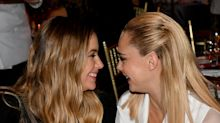 It Certainly *Looks* Like Ashley Benson Got a Tattoo Dedicated to Cara Delevingne