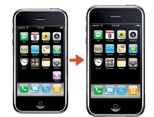 WSJ: Apple moving towards larger iPhone screens