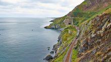 Good News des Tages: Ausgebüxter Hund fährt mit dem Zug durch Irland