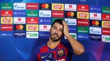 Koeman opens door to Suarez staying at Barca