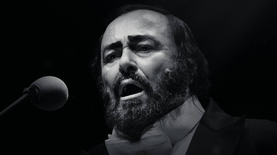 Pavarotti - Trailer