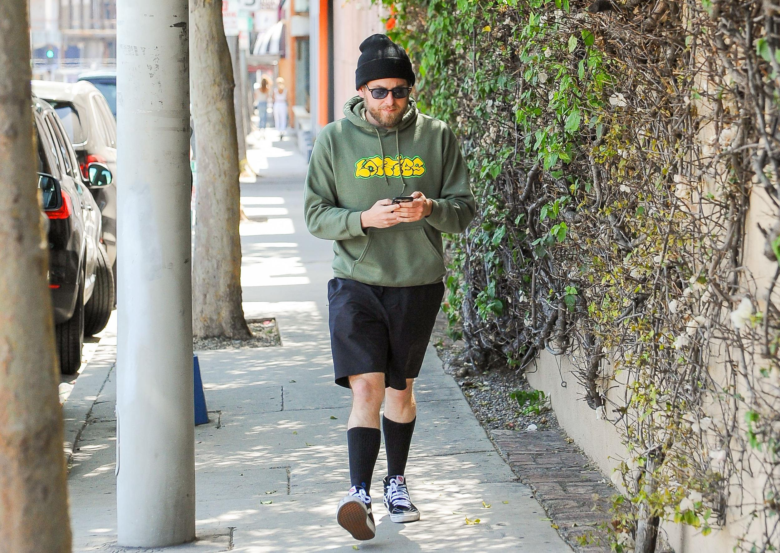 LOS ANGELES, CA - MAY 16: Jonah Hill is seen on May 16, 2017 in Los Angeles, California.  (Photo by BG005/Bauer-Griffin/GC Images)