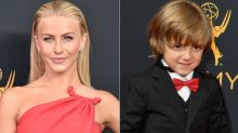 Julianne Hough Hit the Dance Floor With the Cutest Guy at the Emmys