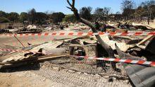 Martigues: deux campings entièrement dévastés par l'incendie