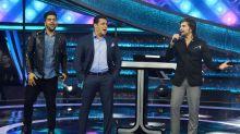 Salman Khan Croons With Himesh, Guru Randhawa on 'Dus Ka Dum'
