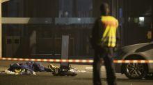 Todesschüsse vor Berliner Tempodrom - Täter auf der Flucht