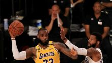 Thriller zum Restart! LeBron sichert Sieg im L.A.-Duell