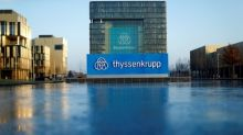 Thyssenkrupp's head of compliance to leave as part of restructuring