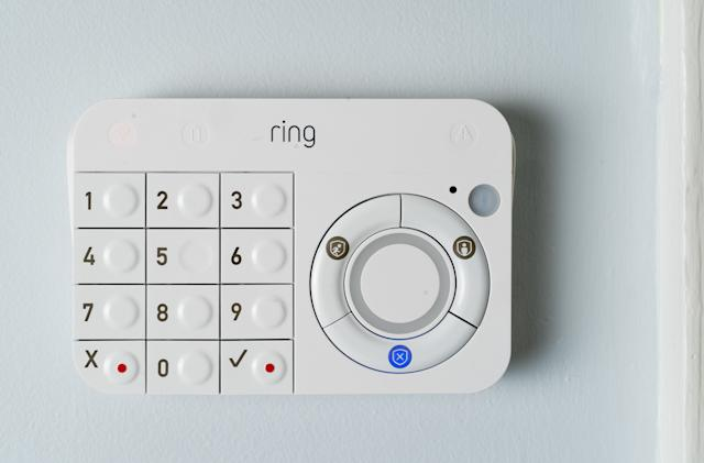 The best home security system