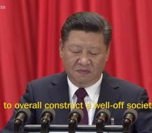 Xi Jinping's Party Congress Speech Leaves No Doubts Over His Leadership Role