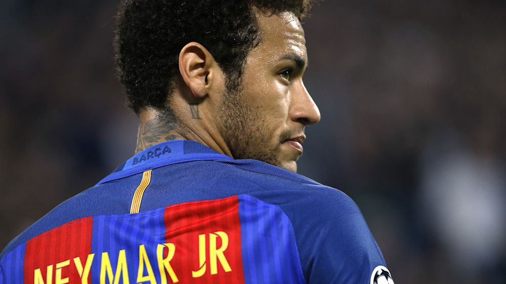 Cómo fue el rendimiento de Neymar en el Barça