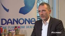 Danone CEO on takeover target rumors: 'It's a free market...